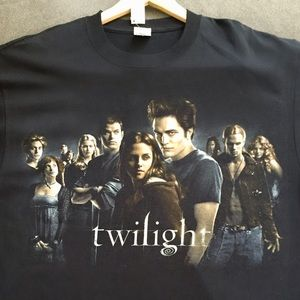 The Twilight Saga Movie T-Shirt